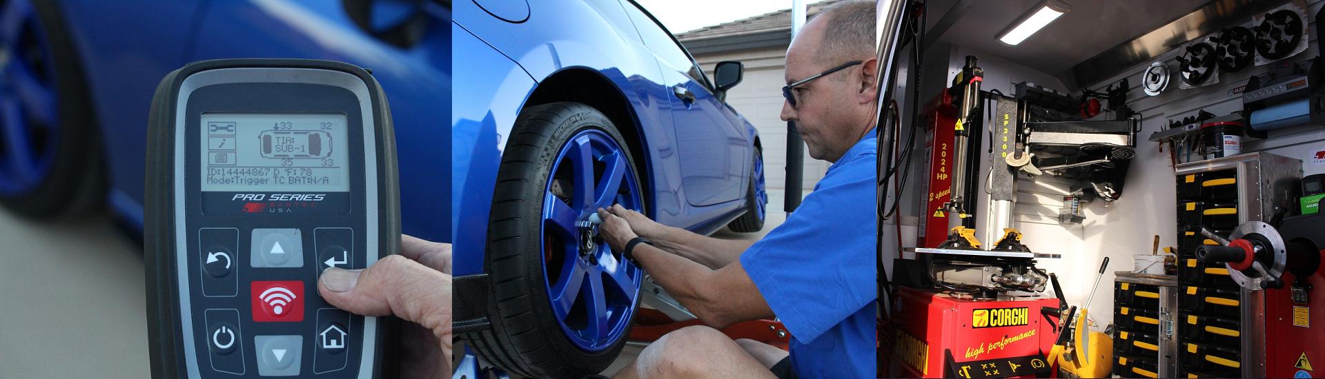 graham yarbro tire changing